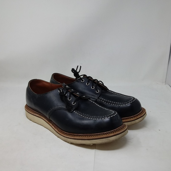 red wing black oxford